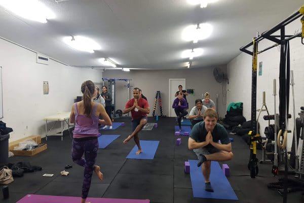 Yoga Class Lindfield
