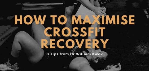How to maximise CrossFit recovery